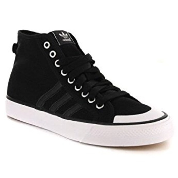 adidas Nizza Hi Shoes Mens High Tops | Products | Adidas